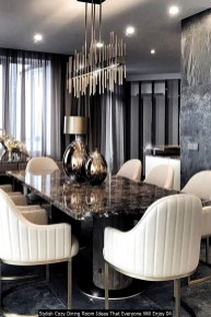 Stylish Cozy Dining Room Ideas That Everyone Will Enjoy 04