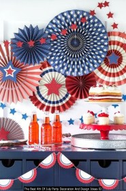 The Best 4th Of July Party Decoration And Design Ideas 02