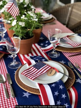 The Best 4th Of July Party Decoration And Design Ideas 07