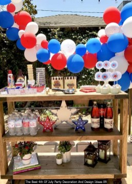 The Best 4th Of July Party Decoration And Design Ideas 09