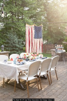 The Best 4th Of July Party Decoration And Design Ideas 11