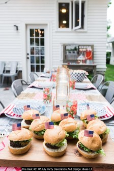The Best 4th Of July Party Decoration And Design Ideas 14