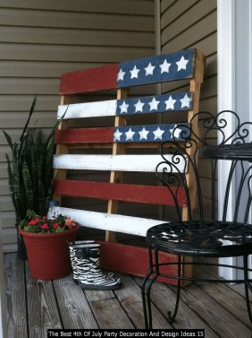The Best 4th Of July Party Decoration And Design Ideas 15