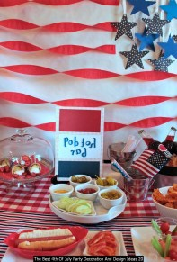 The Best 4th Of July Party Decoration And Design Ideas 20