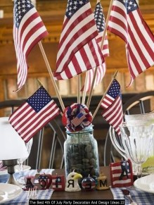 The Best 4th Of July Party Decoration And Design Ideas 22