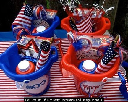 The Best 4th Of July Party Decoration And Design Ideas 33