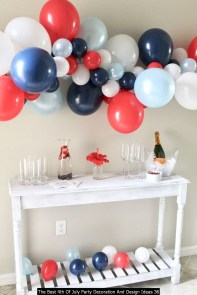 The Best 4th Of July Party Decoration And Design Ideas 36