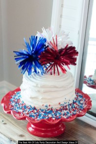 The Best 4th Of July Party Decoration And Design Ideas 37