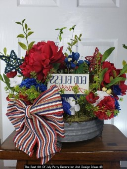 The Best 4th Of July Party Decoration And Design Ideas 48