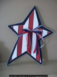 Unique Wood Crafts Ideas For 4th Of July Independence Day 49