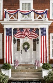 Wonderful Ideas Of 4th Of July Home Decoration 01