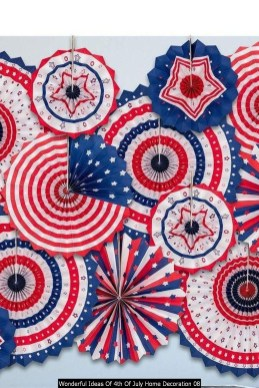 Wonderful Ideas Of 4th Of July Home Decoration 08