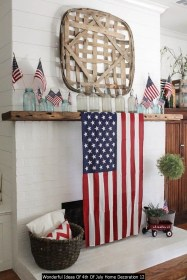 Wonderful Ideas Of 4th Of July Home Decoration 12
