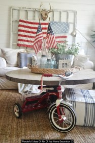 Wonderful Ideas Of 4th Of July Home Decoration 13