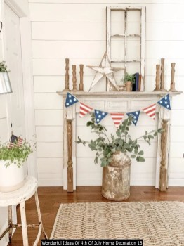 Wonderful Ideas Of 4th Of July Home Decoration 18