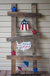 Wonderful Ideas Of 4th Of July Home Decoration 19