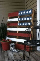Wonderful Ideas Of 4th Of July Home Decoration 23