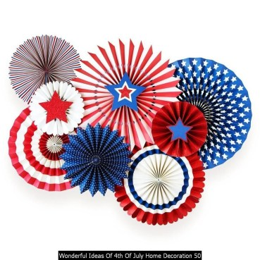 Wonderful Ideas Of 4th Of July Home Decoration 50