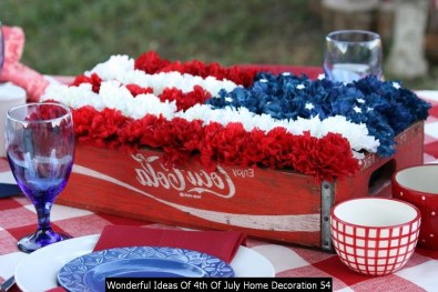 Wonderful Ideas Of 4th Of July Home Decoration 54