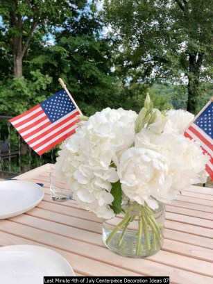 Last Minute 4th Of July Centerpiece Decoration Ideas 07