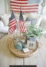 Last Minute 4th Of July Centerpiece Decoration Ideas 32