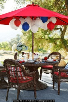 Patriotic 4th Of July Party Ideas That'll Impress Guests 02