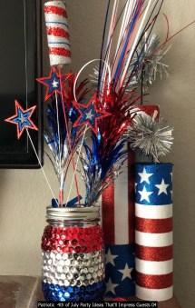 Patriotic 4th Of July Party Ideas That'll Impress Guests 04