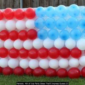 Patriotic 4th Of July Party Ideas That'll Impress Guests 21