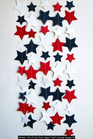Patriotic 4th Of July Party Ideas That'll Impress Guests 22