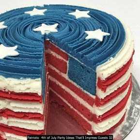 Patriotic 4th Of July Party Ideas That'll Impress Guests 32