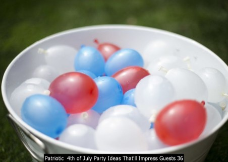 Patriotic 4th Of July Party Ideas That'll Impress Guests 36