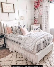 Unordinary Bedroom Design Ideas For Teenage Girl 16