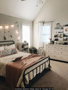 Unordinary Bedroom Design Ideas For Teenage Girl 40