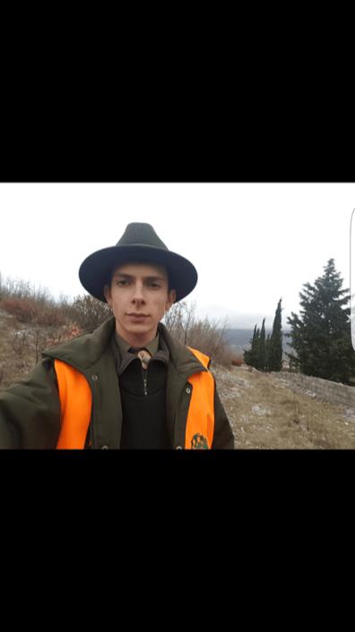Najmlađi predsjednik lovačke udruge Zoran Cicvara