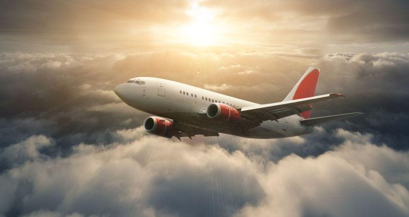 Credits. Airplane by Jan Novak/123RF