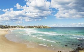 Credits. Bondi beach, Australia by Travelphotography/Can Stock Photos