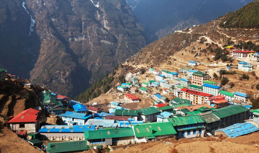 Nepal by Kamchatka