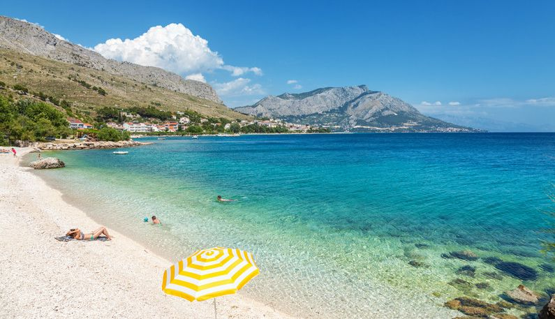 credits: Omiš by tommanone/can stock photo