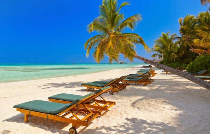 Maldivi/Carribean/Tropical/  By Violin/ can stock photos