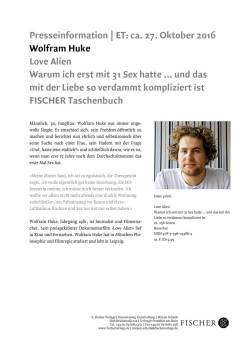 Pressetext © Fischer-Verlag