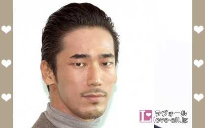 小林直己 髪型 オールバック