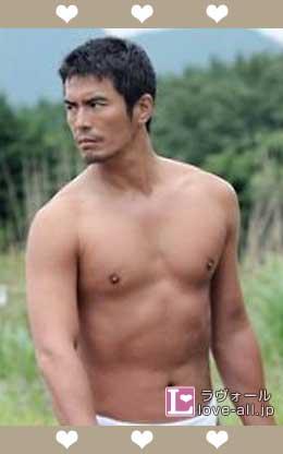 伊藤英明 筋肉