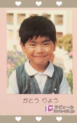 加藤諒 幼稚園