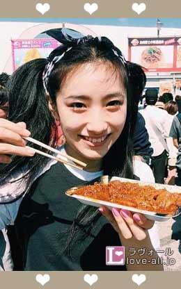 中田クルミ 肉フェス