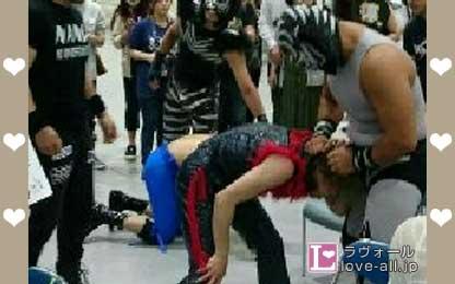 山本淳一 プロレスラー1