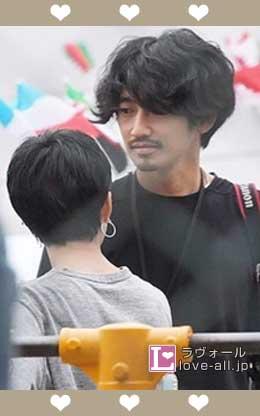 瑛太 木村カエラ 運動会