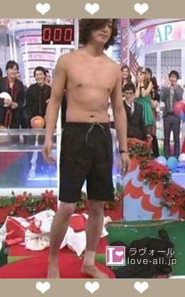 木村拓哉 さんま&SMAP美女と野獣のクリスマススペシャル 足首 テーピング