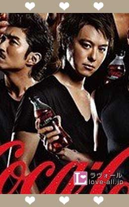 TAKAHIRO コカコーラ ゼロ「Endless Crave」EXILE