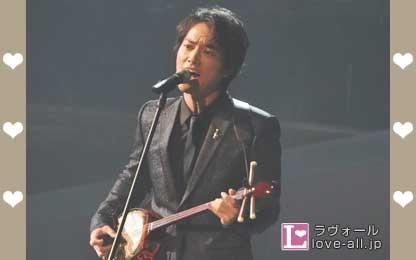 桐谷健太 第58回日本レコード大賞