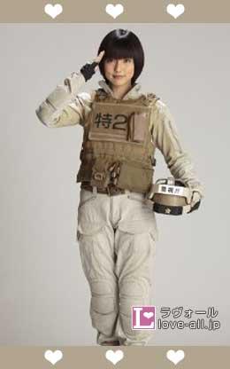 真野恵里菜 THE NEXT GENERATION -パトレイバー